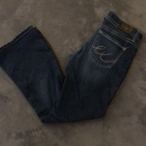 Size 8s express jeans